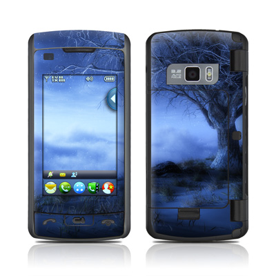 LG enV Touch Skin - World's Edge Winter