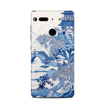 Essential Phone Skin - Blue Willow