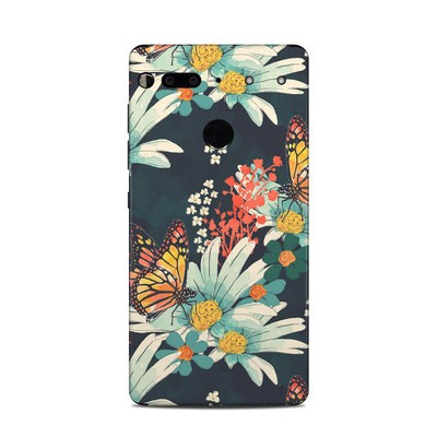 Essential Phone Skin - Monarch Grove