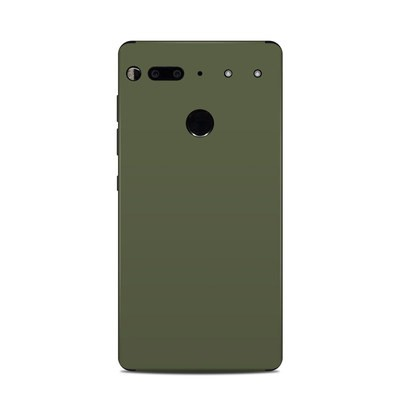 Essential Phone Skin - Solid State Olive Drab