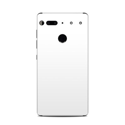 Essential Phone Skin - Solid State White