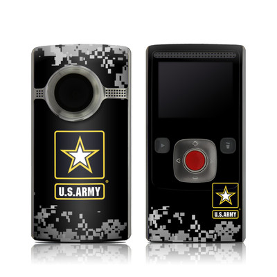 Flip Ultra HD Skin - Army Pride