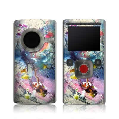 Flip Ultra HD Skin - Cosmic Flower