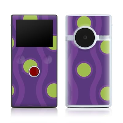 Flip Mino HD 120 Skin - Atomic