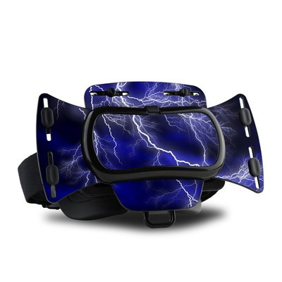 Freefly VR Headset Skin - Apocalypse Blue