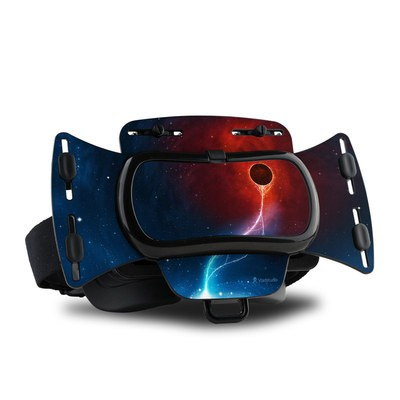 Freefly VR Headset Skin - Black Hole