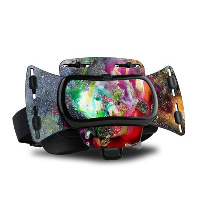 Freefly VR Headset Skin - Universe