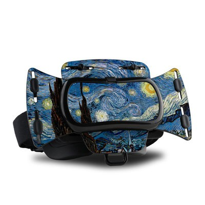 Freefly VR Headset Skin - Starry Night
