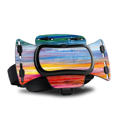 Freefly VR Headset Skin - Waterfall
