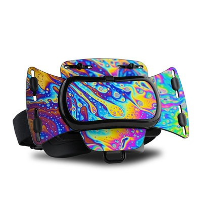 Freefly VR Headset Skin - World of Soap