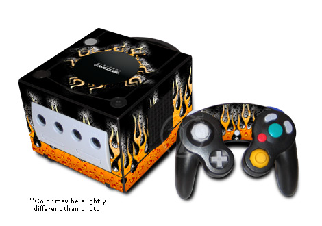 GameCube Skin - Heat