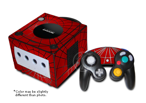 GameCube Skin - Webslinger