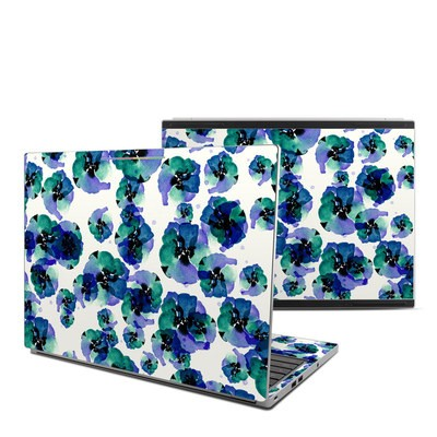Google Chromebook Pixel (2015) Skin - Blue Eye Flowers