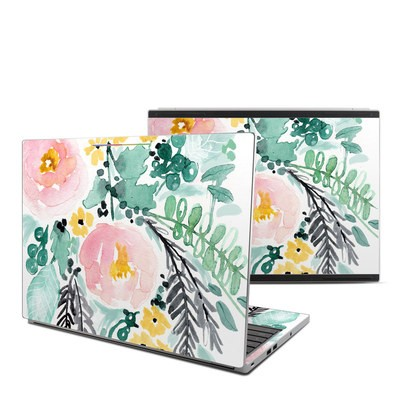 Google Chromebook Pixel (2015) Skin - Blushed Flowers