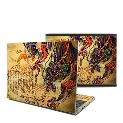 Google Chromebook Pixel (2015) Skin - Dragon Legend