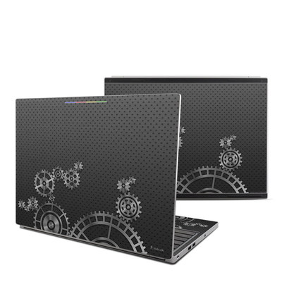 Google Chromebook Pixel (2015) Skin - Gear Wheel
