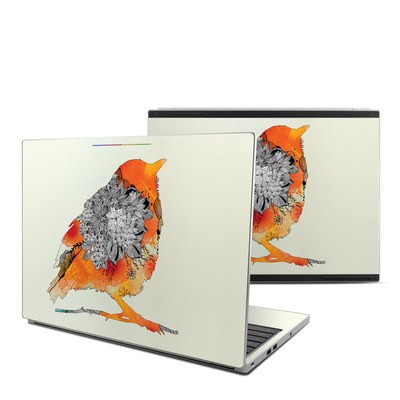 Google Chromebook Pixel (2015) Skin - Orange Bird