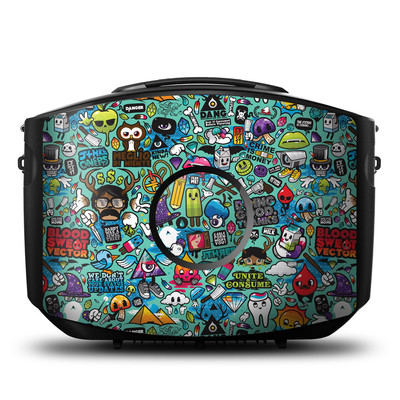 Gaems Sentry Case Skin - Jewel Thief