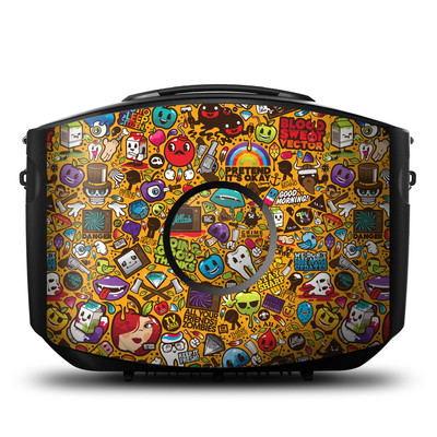 Gaems Sentry Case Skin - Psychedelic