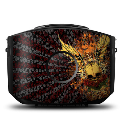 Gaems Sentry Case Skin - Radiant Skull