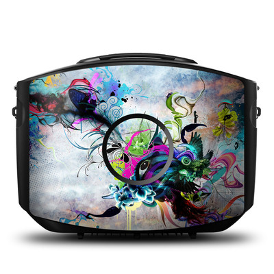 Gaems Sentry Case Skin - Streaming Eye