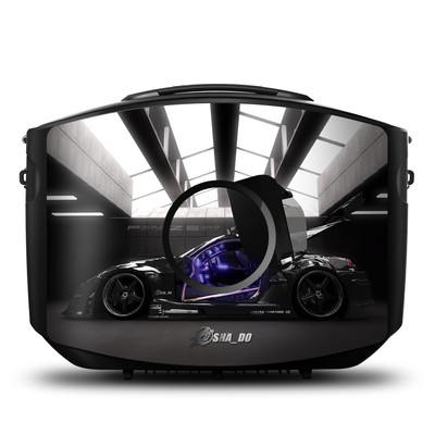 Gaems Sentry Case Skin - Z33 Dark
