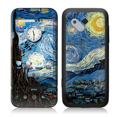 Google G1 Skin - Starry Night