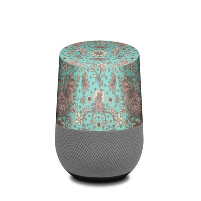 Google Home Skin - Birds Of A Flower