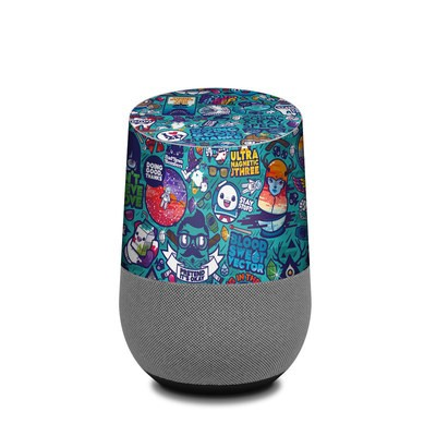 Google Home Skin - Cosmic Ray