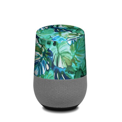 Google Home Skin - Jungle Palm