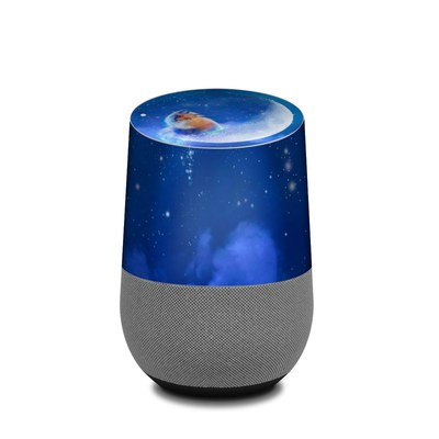 Google Home Skin - Moon Fox