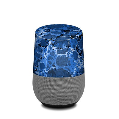 Google Home Skin - Marble Bubbles