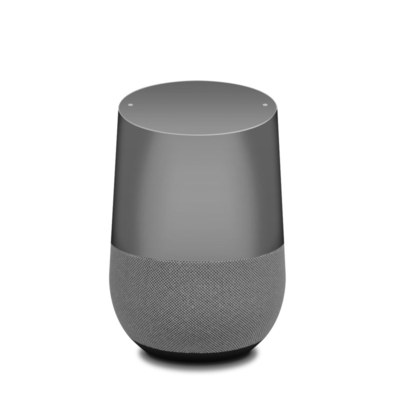 Google Home Skin - Solid State Grey