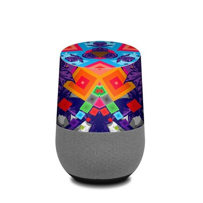Google Home Skin - Subliminal Sandstorm