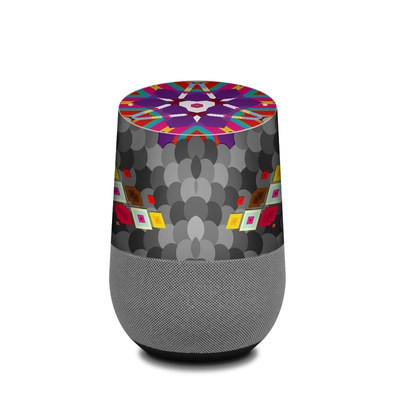 Google Home Skin - The Eye