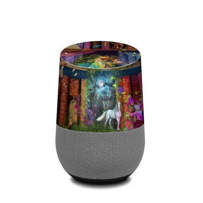 Google Home Skin - Treasure Hunt