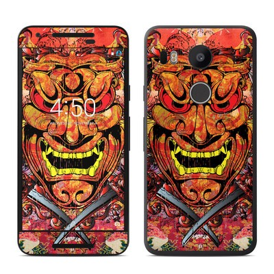 Google Nexus 5X Skin - Asian Crest