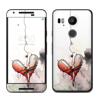 Google Nexus 5X Skin - Blood Ties