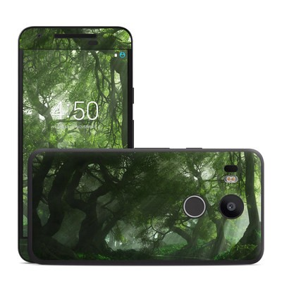 Google Nexus 5X Skin - Canopy Creek Spring
