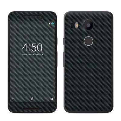 Google Nexus 5X Skin - Carbon