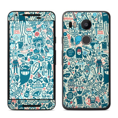 Google Nexus 5X Skin - Committee