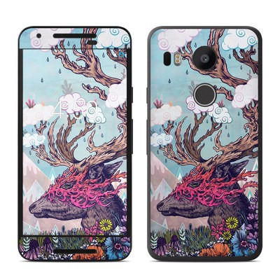 Google Nexus 5X Skin - Deer Spirit