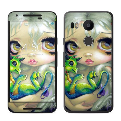 Google Nexus 5X Skin - Dragonling