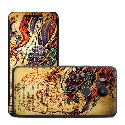 Google Nexus 5X Skin - Dragon Legend