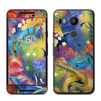 Google Nexus 5X Skin - Fascination