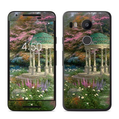 Google Nexus 5X Skin - Garden Of Prayer