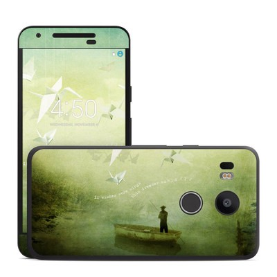 Google Nexus 5X Skin - If Wishes