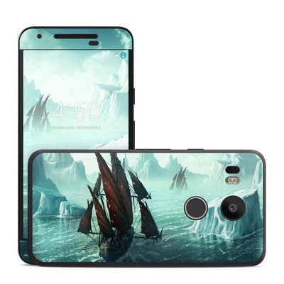 Google Nexus 5X Skin - Into the Unknown