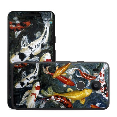 Google Nexus 5X Skin - Koi's Happiness