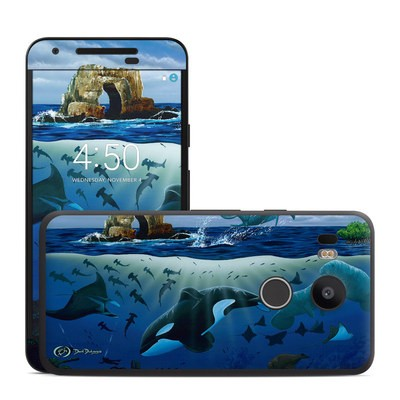 Google Nexus 5X Skin - Oceans For Youth